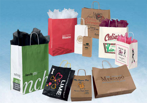 Bags- Retail Packaging